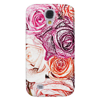 Rose iPhone Cases Samsung Galaxy S4 Case