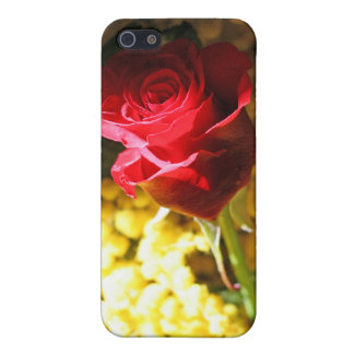 Rose iPhone SE/5/5s Cover