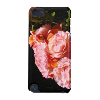 Rose iPOD cases Bright Pink Roses Flowers iPod Touch 5G Covers