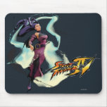 Rose Jump Mouse Pad