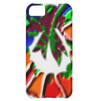 Rose Leaf n Petal based Art Pattern iPhone 5C Case
