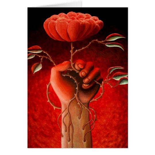 Rose Love Greeting Card