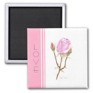 Rose Love Magnet
