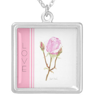 Rose Love Necklace