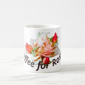 Rose Lover's Coffee Mug