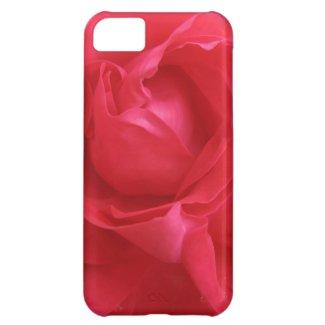 Rose Macro iPhone 5C Cover