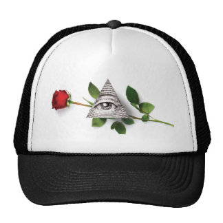 Rose Magi Hat