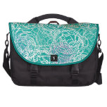 Rose + Main Turquoise Computer Bag