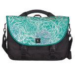 Rose + Main Turquoise Computer Bag