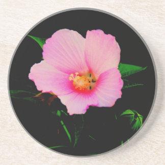 Rose Mallow Coaster