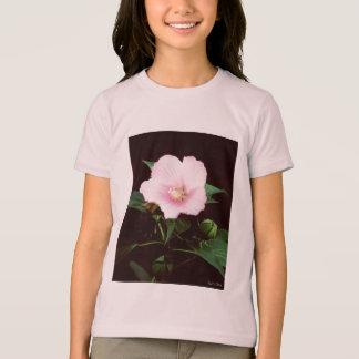 Rose Mallow Girls' T-shirt