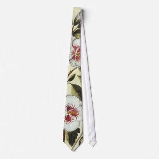 Rose Mallow Tie