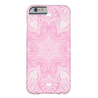 Rose Mandala Barely There iPhone 6 Case