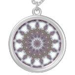 Rose Mandala Pendant