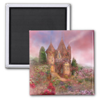 Rose Manor Art Magnet