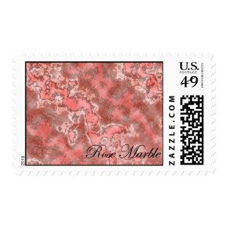 Rose Marble Stamp