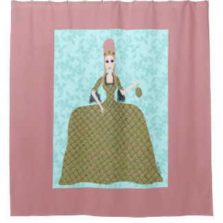 Rose-Marie Shower Curtain