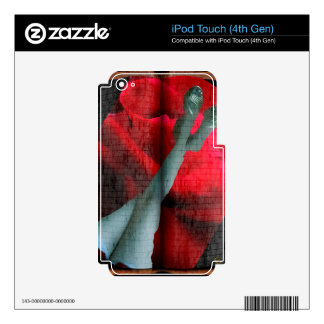Rose Me Collection 10/36 iPod Touch 4G Skin