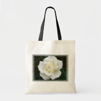 Rose Meanings Budget Tote Bag
