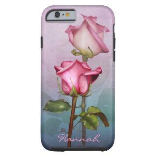 Rose Medley Tough iPhone 6 Case