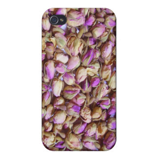 Rose memory phone cover for iPhone 4