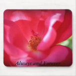 Rose Mouse Pads