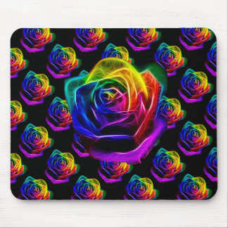Rose mousepag mouse pad