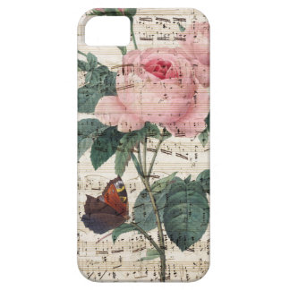 Rose Music Case For The iPhone 5