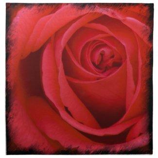 Rose Napkin 1 napkin