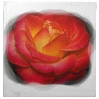 Rose Napkin 4 napkin