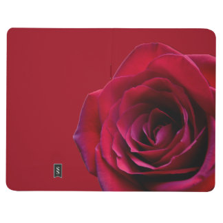 Rose Notebook Personalized Romantic Rose Book Journal