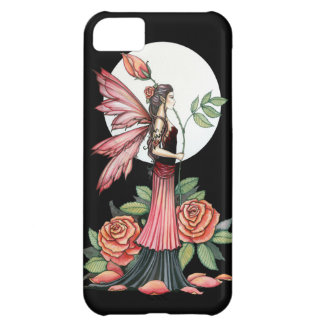 Rose of Fire Gothic Fairy Fantasy Art iPhone 5C Cover