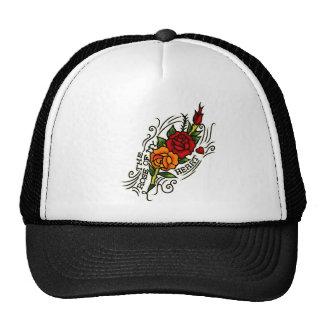 Rose of Heart Trucker Hat