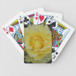 Rose of Joy Playing Cards