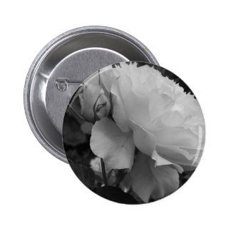 Rose of Love B/W Pins