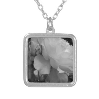 Rose of Love B/W Necklaces