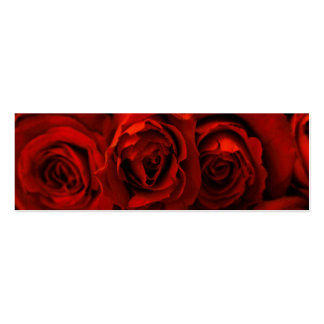 Rose of Love Business Card Template