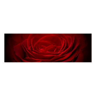 Rose of Love Business Card