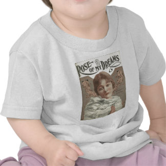 rose of my dreams mrs charlie chaplin tshirts