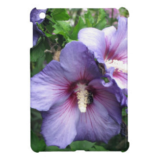 Rose of Sharon Bee Pollen Cover For The iPad Mini
