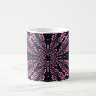 Rose of Sharon Kaleidoscope mug