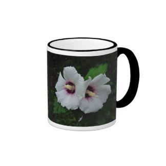 Rose of Sharon ~ mug