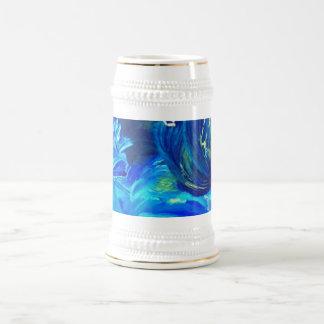 rose of sharon mug
