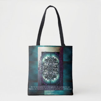 Rose of Sharon Tote