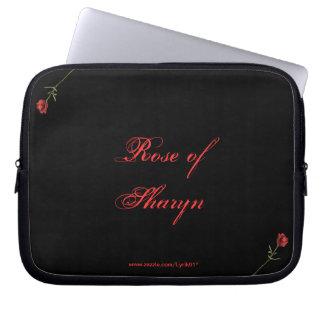 Rose of sharyn laptop sleeve
