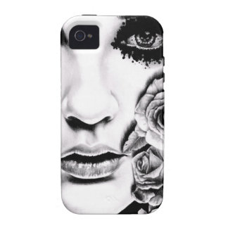 Rose of the Devil's Garden Case-Mate iPhone 4 Cases