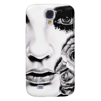 Rose of the Devil's Garden Galaxy S4 Cover