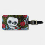 Rose Of The Sea Tag For Bags