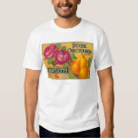 Rose Orchard Pear Crate Label Tshirts