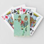 Rose Owls & Donkey  Card Deck